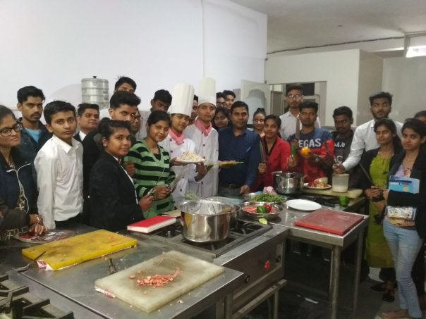 cook batch 2 practical 12 march 2019